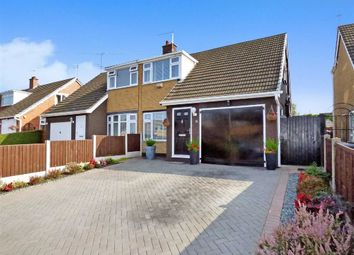 Thumbnail 3 bedroom semi-detached house for sale in Barratt Road, Alsager, Stoke-On-Trent