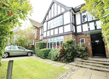 Thumbnail 6 bed detached house for sale in Sherwood Road, London