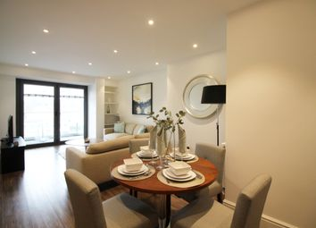 Thumbnail 2 bed flat for sale in East Barnet Road, London