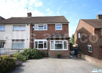 Thumbnail 4 bed semi-detached house for sale in Ramillies Road, Mill Hill, London