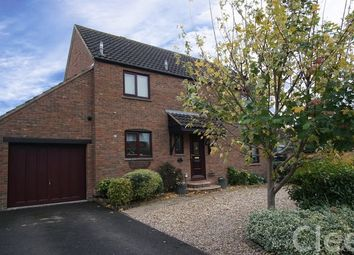 Thumbnail 4 bed detached house for sale in Furlong Lane, Bishops Cleeve, Cheltenham