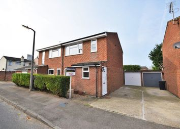 Thumbnail 3 bed detached house to rent in Ross Close, Saffron Walden