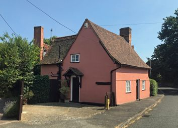 Thumbnail 2 bed cottage for sale in Woodgates Road, East Bergholt, Colchester
