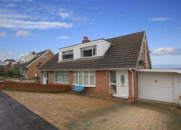 Thumbnail 3 bed semi-detached house for sale in Ffordd Pentre, Carmel, Flintshire