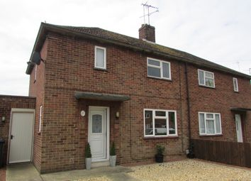Thumbnail 3 bed semi-detached house for sale in Croyland Road, Peterborough