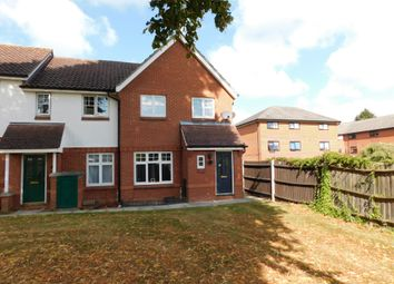 Thumbnail 3 bed end terrace house for sale in Eastward Place, Stowmarket