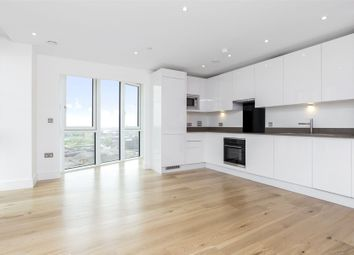 Thumbnail 3 bed flat to rent in City West Tower, 6 High Street, Stratford, London