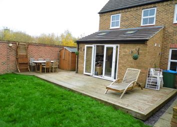 Thumbnail 3 bed detached house for sale in Chelsea Road, Fairford Leys, Aylesbury