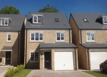 "Thumbnail 4 bed detached house for sale in ""Runswick "" at St. Georges Quay, Lancaster"