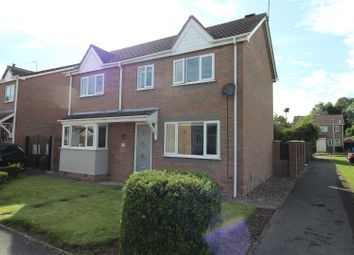 Thumbnail 4 bed detached house for sale in Linnet Drive, Sutton-On-Hull, Hull