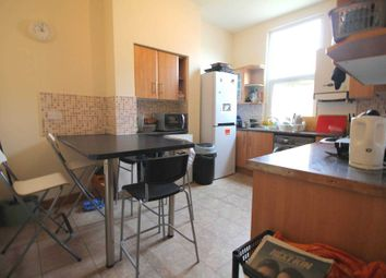 Thumbnail 4 bed flat to rent in Churchfield Road, London