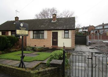 Thumbnail 1 bedroom bungalow for sale in Greenway, High Crompton, Shaw