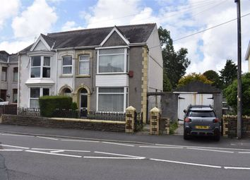 Thumbnail 3 bed semi-detached house for sale in Corporation Road, Swansea