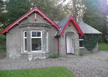 Thumbnail 2 bed detached house to rent in Garden Cottage Idvies, Letham, Forfar