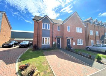 Thumbnail 3 bed semi-detached house for sale in Cressbrook Road, Grantham