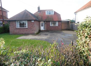 Thumbnail 3 bed detached bungalow for sale in Ringsfield Road, Beccles