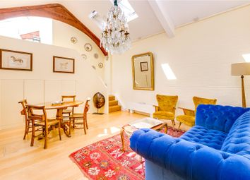 Thumbnail 2 bed end terrace house to rent in Old School House, Bridge Lane, London
