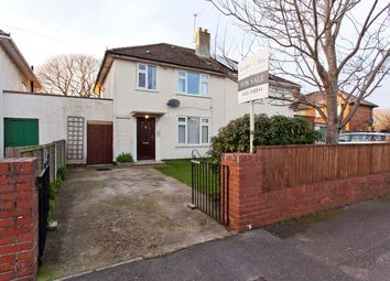 Thumbnail 3 bedroom semi-detached house for sale in Benbow Crescent, Poole