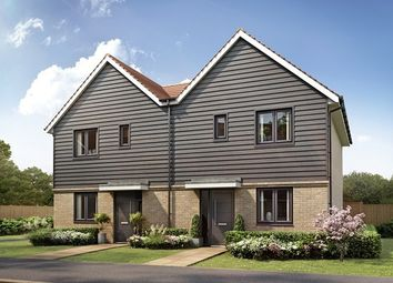"Thumbnail 3 bed property for sale in ""The Rosalie"" at Botley Road, Curbridge"
