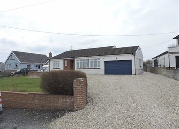 Thumbnail 3 bed detached bungalow for sale in Pontardulais Road, Tycroes, Ammanford