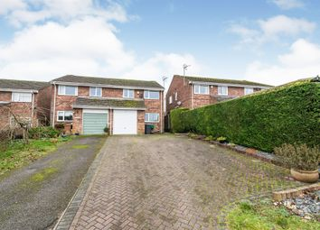 Thumbnail 4 bed semi-detached house for sale in Sunnyside Close, Charlton, Andover