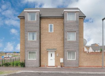 Thumbnail 4 bedroom semi-detached house for sale in Strathspey Gate, Broughton, Milton Keynes