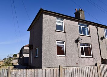 Thumbnail 3 bed semi-detached house for sale in The Crescent, Thornhill, Egremont