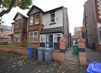 Thumbnail 8 bed semi-detached house to rent in Linden Grove, Fallowfield, Manchester, Greater Manchester