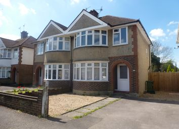 Thumbnail 3 bed semi-detached house to rent in Hevers Avenue, Horley