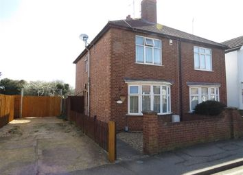 Thumbnail 3 bed semi-detached house for sale in Stone Lane, Peterborough