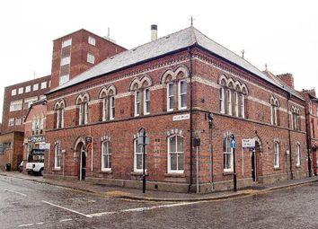 Thumbnail 1 bed flat to rent in St Austins Lane, Warrington