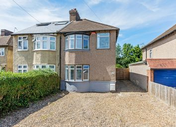 Thumbnail 3 bed semi-detached house for sale in Palm Avenue, Sidcup