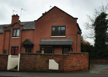 Thumbnail 2 bed terraced house to rent in Bridgewater Street, Whitchurch, Shropshire