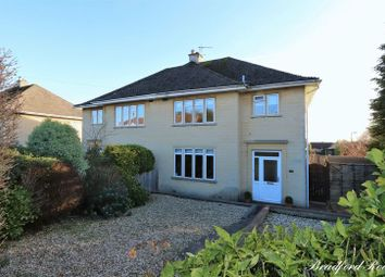Thumbnail 3 bed semi-detached house for sale in Bradford Road, Combe Down, Bath