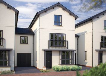 "Thumbnail 4 bed link-detached house for sale in ""The Dowdeswell II"" at New Barn Lane, Prestbury, Cheltenham"