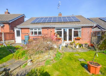 Thumbnail 2 bed detached bungalow for sale in Borrowdale Avenue, Halfway, Sheffield