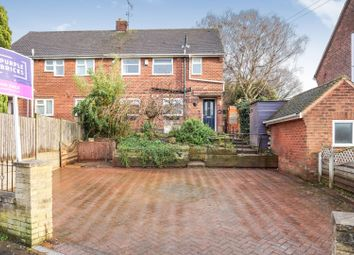3 bed semi-detached house for sale in Plantation Hill, Worksop S81