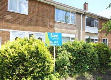 Thumbnail 3 bed terraced house to rent in Sycamore Road, Burton