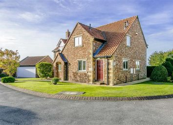 Thumbnail 4 bed detached house for sale in West Field Lane, Arkendale, North Yorkshire