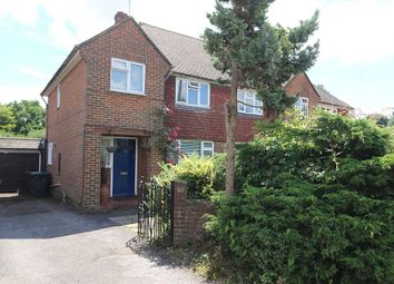 Thumbnail 3 bed semi-detached house for sale in Maypole Road, Ashurst Wood, East Grinstead, West Sussex