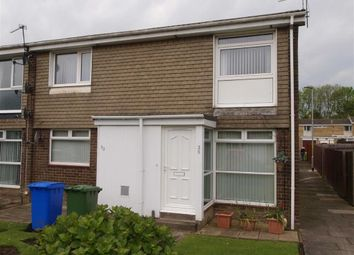 Thumbnail 2 bed flat for sale in Weetwood Road, Cramlington
