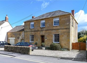 Thumbnail 4 bed detached house for sale in North Street, Martock, Somerset
