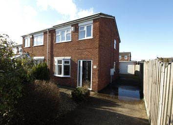 Thumbnail 3 bed semi-detached house to rent in Tor Close, Barnsley
