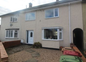 Thumbnail 4 bed terraced house for sale in Bonby Grove, Scunthorpe
