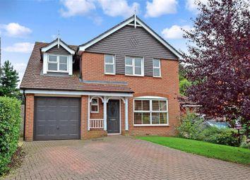 Thumbnail 5 bed detached house for sale in Dean Way, Storrington, West Sussex