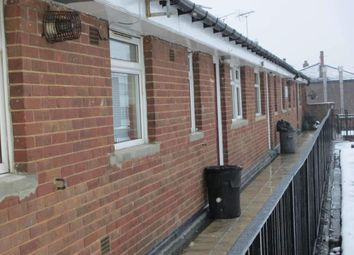Thumbnail 2 bedroom flat to rent in Penarth Road, Leeds