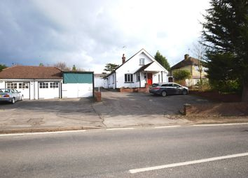 Thumbnail 3 bed detached bungalow for sale in Ash Hill Road, Ash, Aldershot