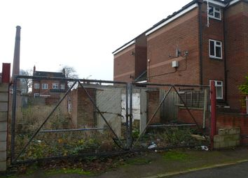Thumbnail Land for sale in Corporation Road, Leicester