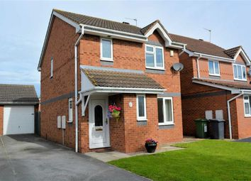 Thumbnail 3 bed detached house for sale in Woodlands Drive, Barlby