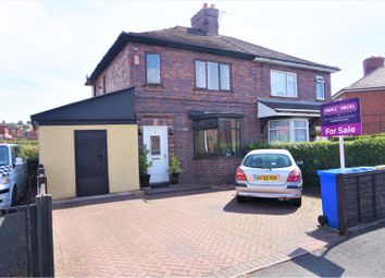 Thumbnail 3 bed semi-detached house for sale in South Road, Stoke-On-Trent